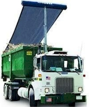 Hi Tower Refuse Roll-off Replacement Tarp