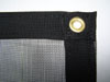 Heavy duty webbing with grommets
